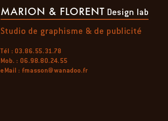 Marion et Florent design lab